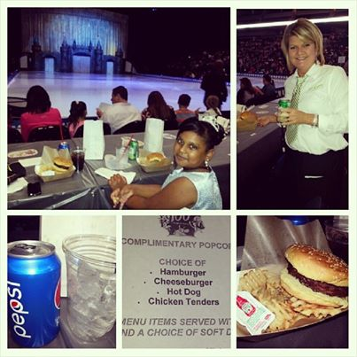 Disney On Ice – VIP Dining Review