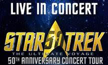 Star Trek™ The Ultimate Voyage: 50th Anniversary Concert Tour (Atlanta, GA)