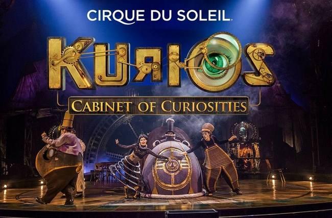 Cirque Du Soleil Kurios– Cabinet Of Curiosities (Atlanta, GA)