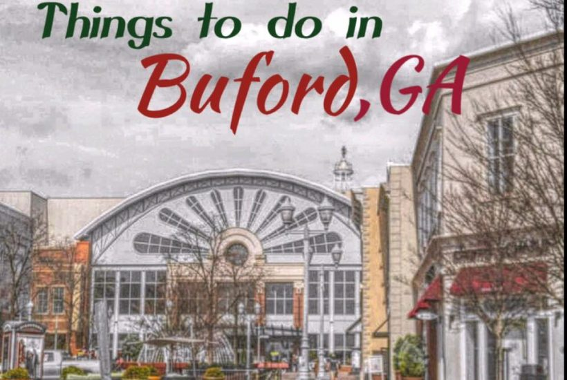 Free things to do in Buford, GA