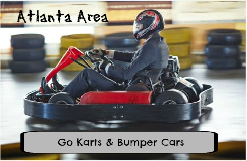 Atlanta Area Go Karts + Bumper Cars