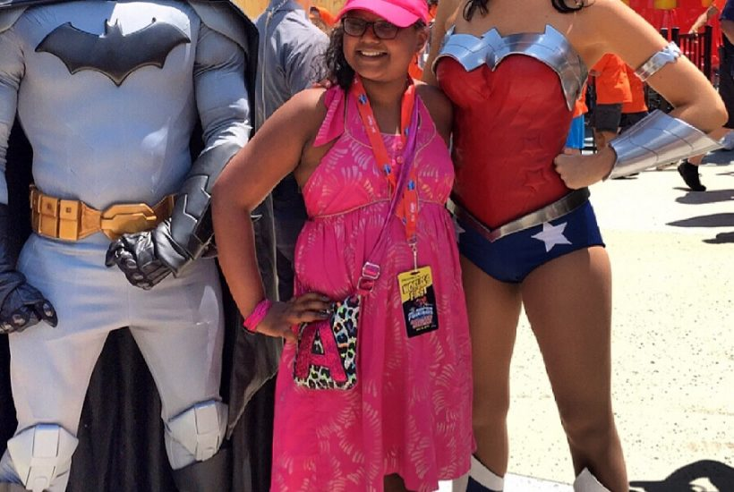 Summer Kickoff: DC Super Friends at Six Flags Over GA