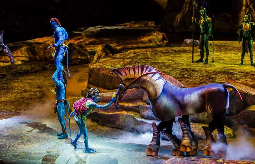 Cirque du Soleil's TORUK, The First Flight (Atlanta)