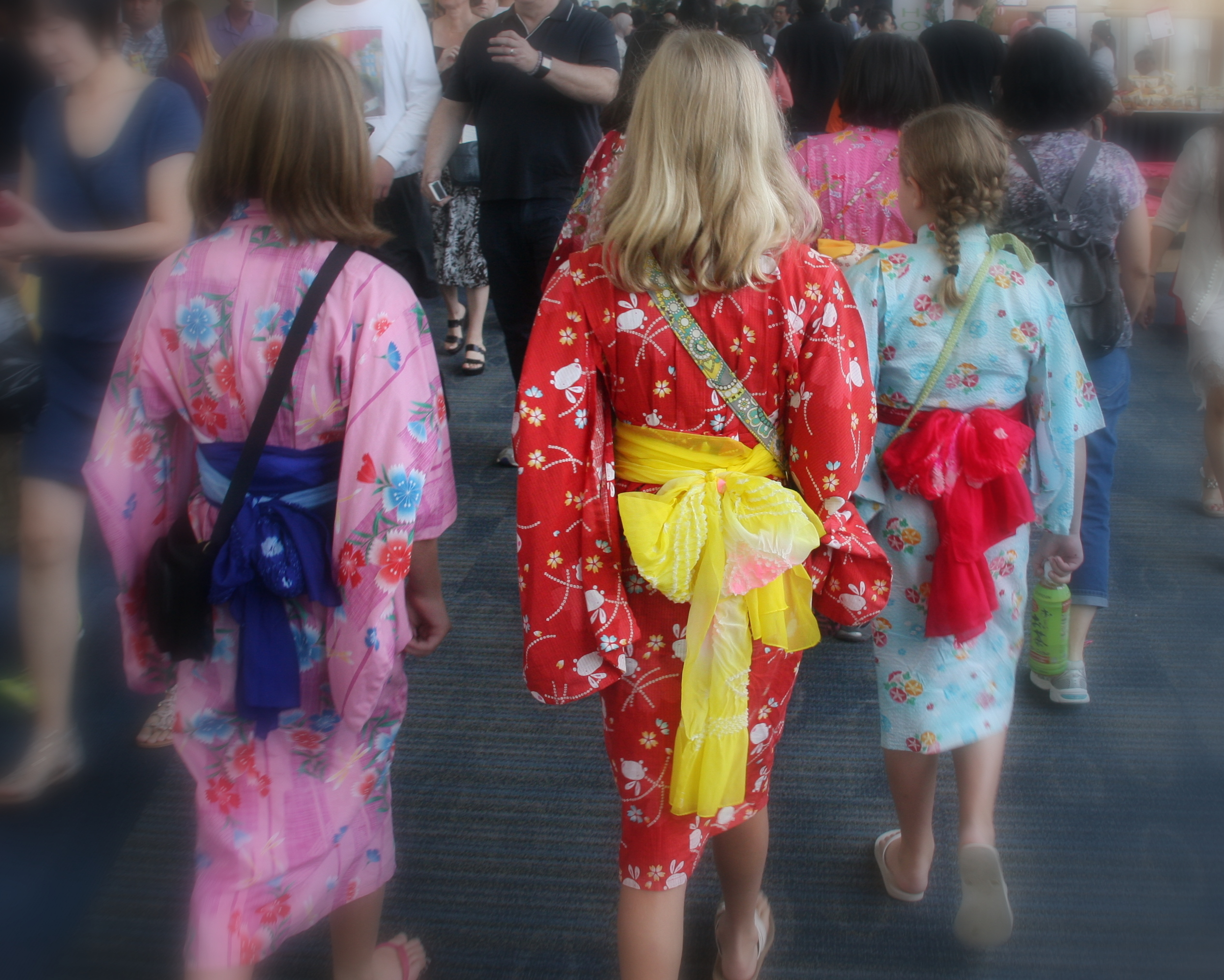 Japanfest Costumes