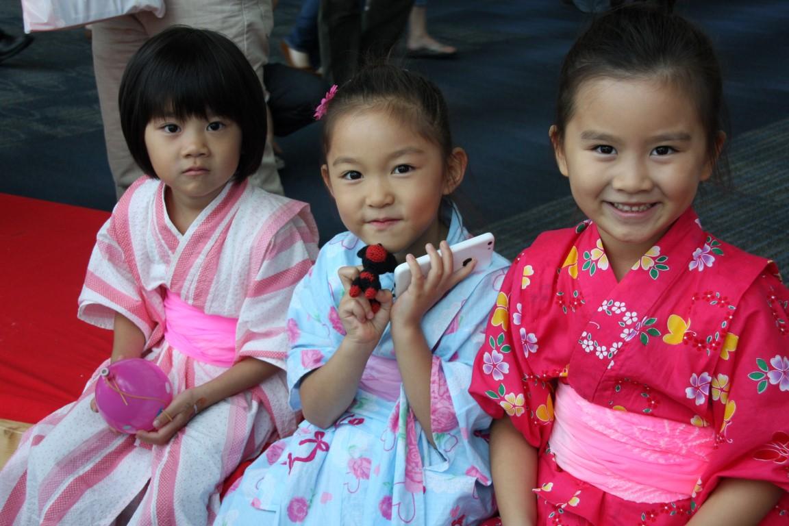 Japanfest Kids