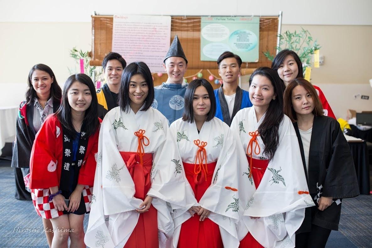 Japanfest Cast