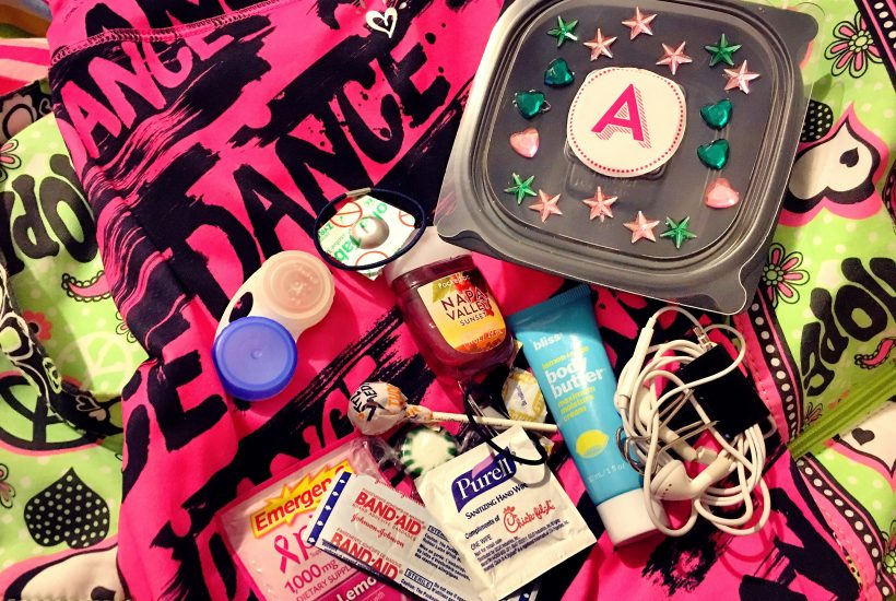 DIY Dance Kit for Tweens