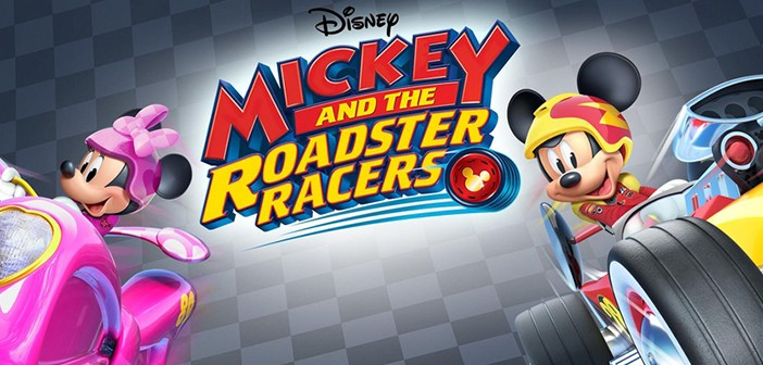Disney's Mickey and the Roadster Racers + Movie Kit Giveaway