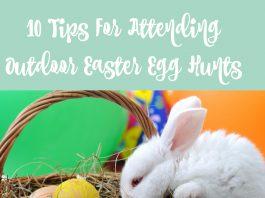 10 Tips for Attending Outdoor Egg Hunts