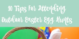 10 Tips for Attending Outdoor Egg Hunts