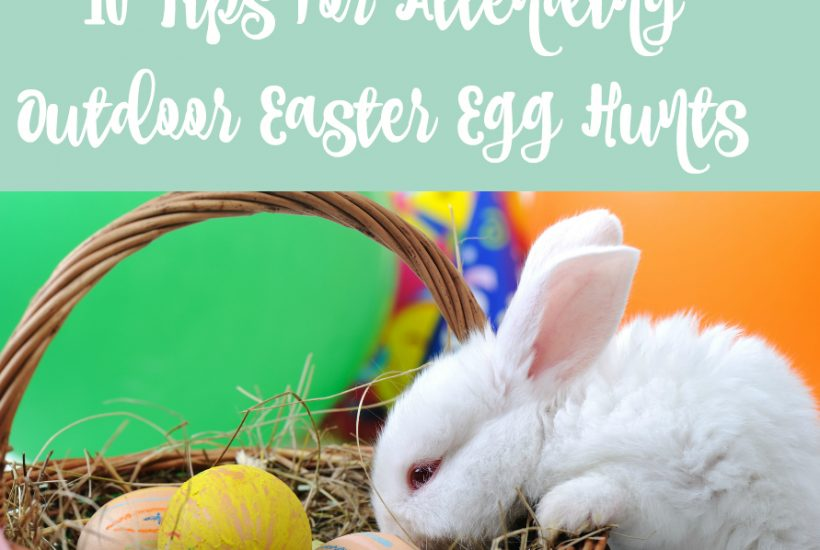 10 Tips For Attending Outdoor Easter Egg Hunts