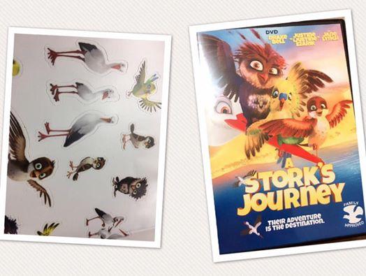 A Stork's Journey Prize Pack - Tourist Mom