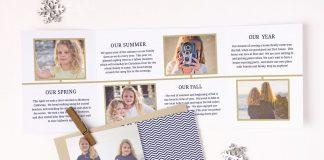 Basic Invite Holiday Cards touristmom.com