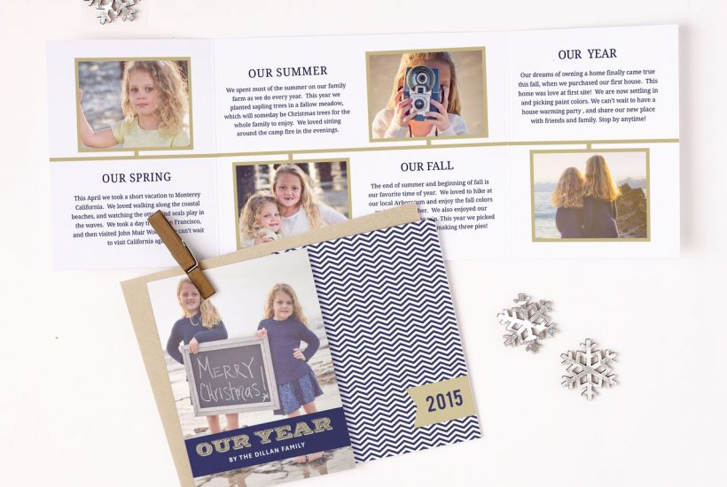 Design your Holiday Cards this year with Basic Invite