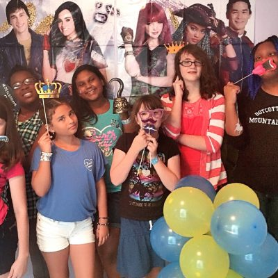 Descendants 2 Movie Viewing Party