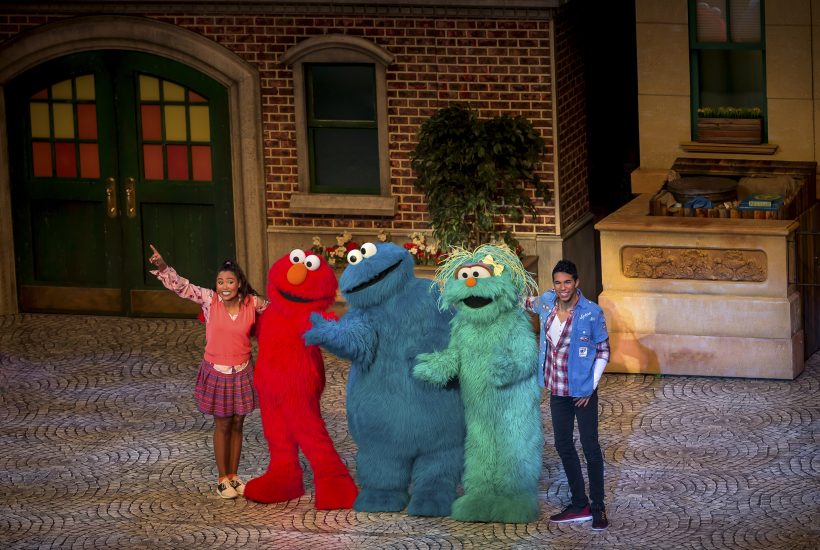 Sesame Street Live! Make Your Magic: Atlanta & Duluth Georgia