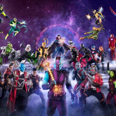 Marvel Universe LIVE! Atlanta& Gwinnett + GIVEAWAY!