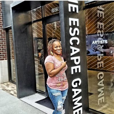 Moms' Escape at The Escape Game Atlanta